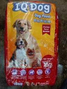 PROMO IQ Dog Chicken Dog Food Makanan Anjing 15kg
