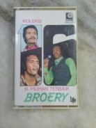 119 Kaset Broery not cd ep lp
