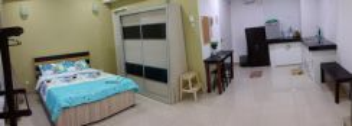 Studio apartment d'perdana sri cemerlang, kota bharu