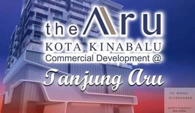 The Aru New Commercial Development at Tanjung Aru