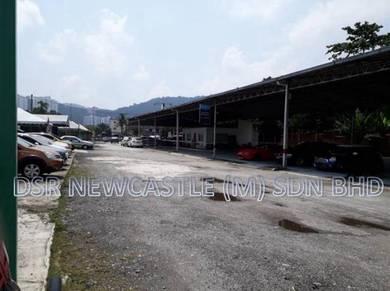 Land Lot For Rent - Pandan Perdana