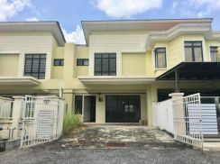 [GOOD CONDITION & NEW BRAND] Double Storey Bukit Saujana Sg Buloh