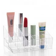 24 Trapezoid Makeup Lipstick Holder
