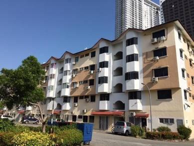 Apartment For Sale Pangsapuri Hilir Kota ,Bandar Hilir Melaka