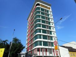 Retail / office space to let wisma bh, pudu - new 10-storey building