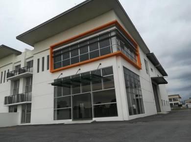 Saujana Teknologi Rawang (new Semi D factory), FOR SALE