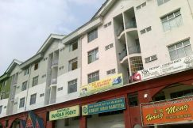 Hot Deal 1st Floor Pandan Point Apartment Taman Anika Bachang Melaka