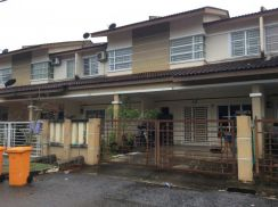 Rumah Teres 2 Tingkat di Taman Jesper Jaya, Seremban