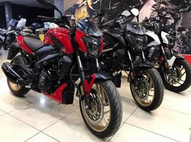 Modenas Dominar 400 ABS ~ KHM Kian Huat ~ Pulsar