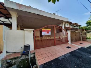 FULLY EXTENDED Double Storey Terrace House Saujana Impian Kajang Bangi