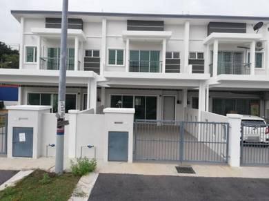 New Double storey terrace house jenderam hilir, Dengkil