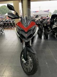 Ducati Multistrada 1200 Enduro Cash Rebate RM38K