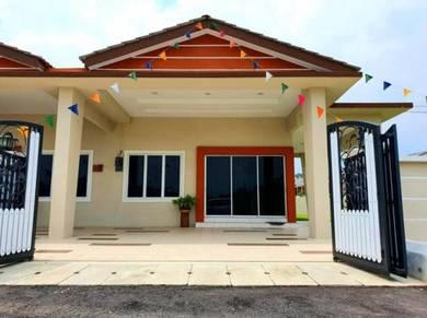 Pengkalan cheapest 1 storey!!! 100% pinjaman !!!