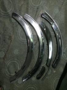 Wheel chrome