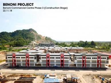 Benoni commercial centre - BCC phase 1 , 2 & 3 , Papar
