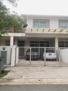 Double storey kota seriema for rent