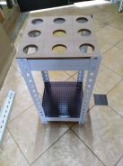 Custom Made Umbrella Stand From ( Boltless )