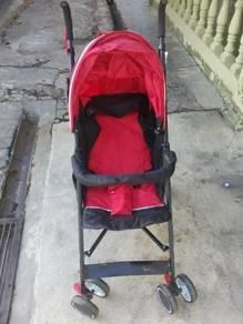 Stroller untuk diletgo