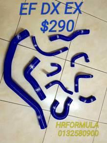 Samco radiator hose Honda EF EX DX kits - BRZ GT86