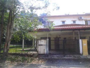Double Storey Corner Terrace House Taman Shahbandar Bentong