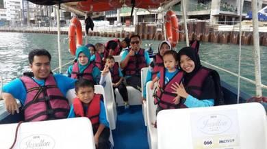 Tour KK & Kundasang & Pulau