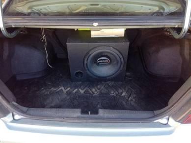 Speaker box 12 inci.bunyi mantap