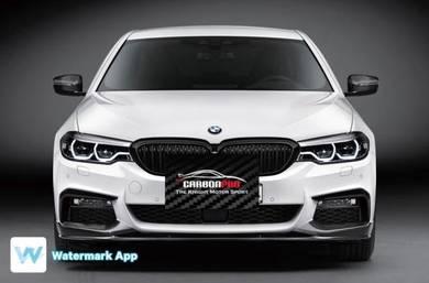 BMW G30 Msport front carbon fiber Lips rm1980