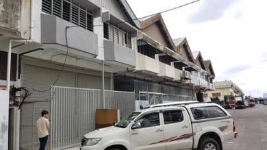 Kangkar Tebrau Double storey terrace factory for Sale