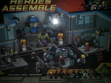 Lego Avengers : Age of Ultron