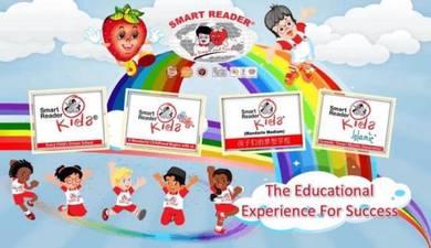 Smart reader kids kindergarten to take over