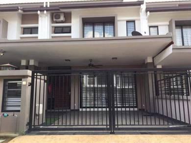 2 Storey wt Kitchen Cabinet Denai Alam Shah Alam 15mins Kota Damansara