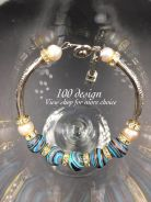 Women Pandora with Original Pearl and Gemstones