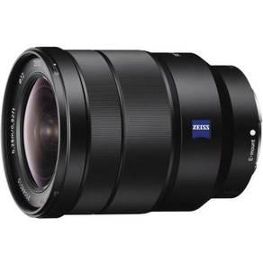 Brand new sony zeiss fe 16-35mm f4 za oss lens