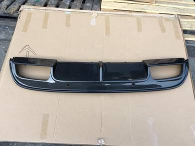 Mercedes Benz W205 AMG Carbon Fiber Rear Diffuser