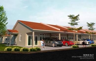 New Project Single Storey Morib Bay Resort City Banting
