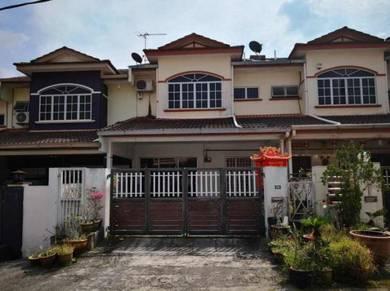 2 Storey Terrace House In Bukit Kledang Indah, Menglembu, Perak