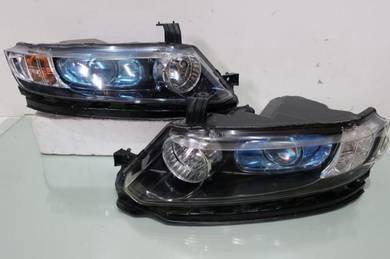 Honda Odyssey RB1 HID AFS Head Lamps Lights Lampu