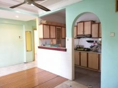 KiTCHEN CABINET WITH FURNITURE Apartment Gemalai Puncak Alam