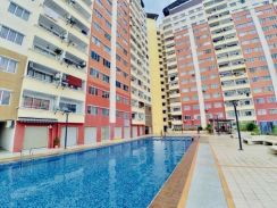 Apartment Alam Prima Seksyen 22 Batu 3 Shah Alam ( park 2 )
