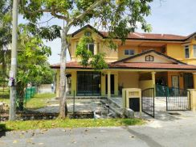 SALE Cluster Semi D Taman Putra Perdana Puchong Utama Bukit Puc Murah