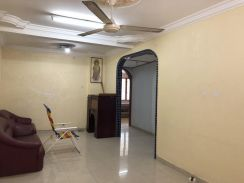 Seremban templer flat ground floor Fully renovated value BUY