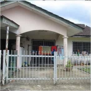 Single storey semi-detached, Kuantan Pahang