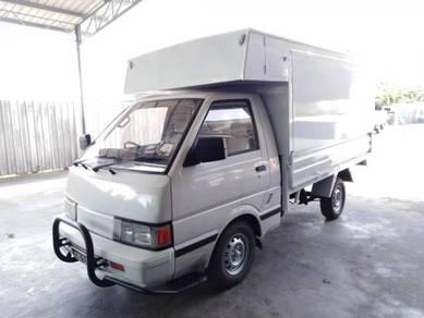 Nissan vanette luton/kotak (2006) 1.5cc