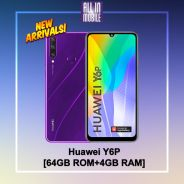 Huawei Y6P [64GB ROM 4GB RAM] Original MY Set