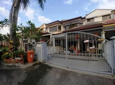 BELOW VALUE!!! Kota Damansara Seks 4, 2sty House For Sale