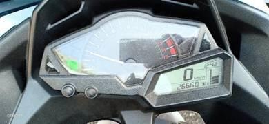 Kawasaki Ninja 250 Reg on 2014