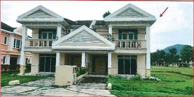 BANK LELONG : No.A38, Bukit Merah Laketown, Simpang Ampat, Semanggol