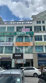 Third floor Jalan Tun Jugah Commercial Office Space For Rent