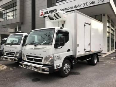 Mitsubishi Fuso Freezer Lori Sejuk Beku 3tan ISUZU