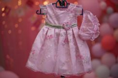 Baju baby girl dress